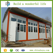 Modern sandwich panel prefab modular container houses with CE