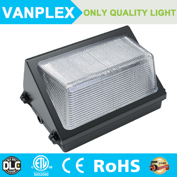shenzhen led manufacture DLC led wallpack 80w led flood light ETL 100W 120W Wall Pack led light 150W wall pack