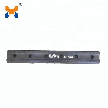 Industrial Railway Supply Brazil Rail Joint Bar with Good Price