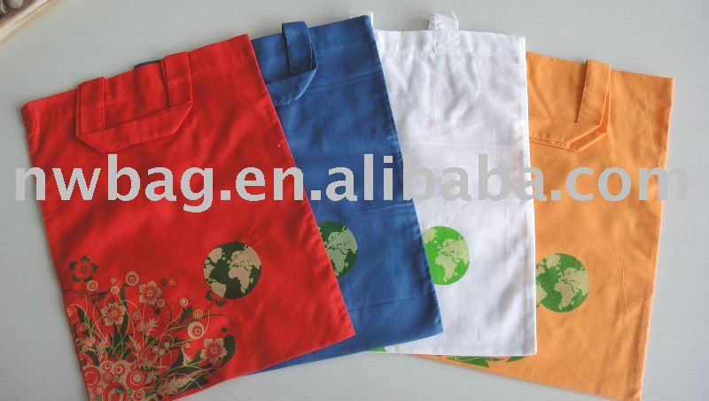 2010 New Colors Cotton Bag