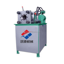 DSG75 high pressure hose crimping equipment, hose fitting crimping machine
