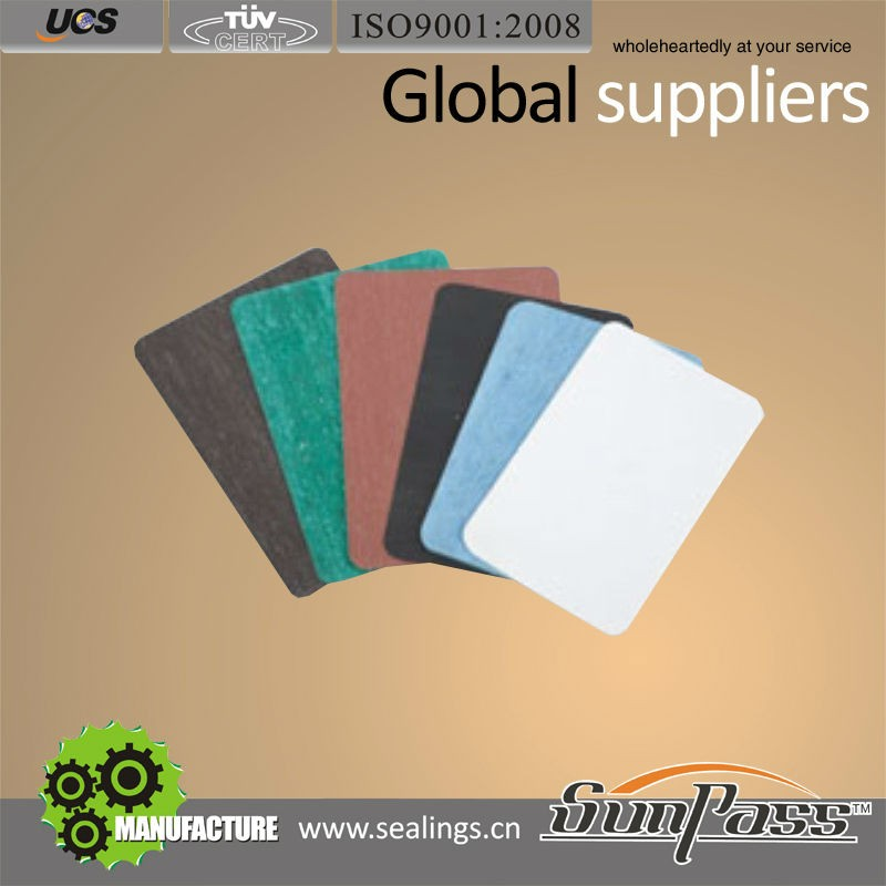 Good Sale Wire Reinforced Rubber Gasket Sheet