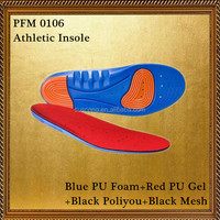 PU Foam Material and Insoles Type custom PU Foam shoe insoles