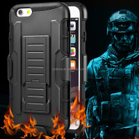 PC TPU Case 3 in 1 Powerful Hard Heavy Duty Mobile Cell Phone Armor Case For IPhone Samsung