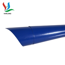 Attractive design roofing cover tarpaulin price per meter 1100 dtex polyester pvc coated fabric