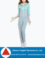 Custom Made Plus Size Women Jogging Suits Wholesale
