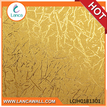 competitive excellent modern gold fine decor wallpaper