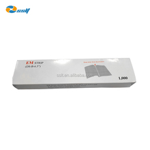 12.5cm Double-sided Deactivable Library EAS EM Magnetic Security Strips for Book