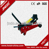 2T hydraulic black jack floor jack