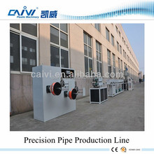 PU pipe making machine / pneumatic tube production line / PU pipe plastic machinery extruder