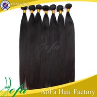Fast delivery unprocessed malaysian virgin hair straight hair