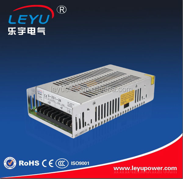<strong>100</strong>%Guarantee CE approved 200w ac variable power supply/switched mode power supply