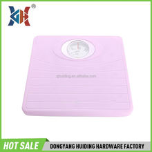Latest product practical mechanical digital non-slip feet machine bathroom scale