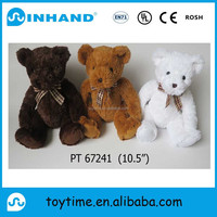 Cheap stuffed sex toy animal sexy soft black,white bear toys supplier