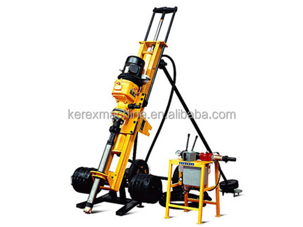 20m depth 90mm diameter hole well manual drilling equipment HQD100