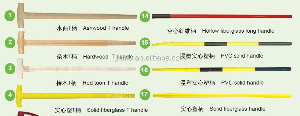 alibaba website farming tools handle gardening hand tools wooden handle shovel spade wooden handles