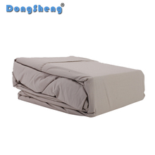 hotel comfort microfiber and cotton bed sheet