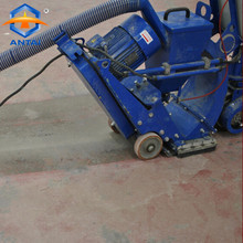 Portable industrial floor shot blasting machine /shot blaster for sale