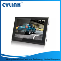 With Mp3/Mp4, Photo Viewer, Touch Screen 7 inch car gps navigator