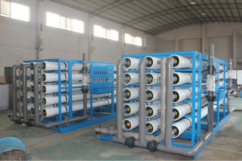 Hongjun Industrial Ultrafiltration System for chemicals industry HJ-W400