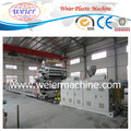 New Technique PVC Imitation/Aritificial Marbles Sheet Plastic Extruder Machine Production Line