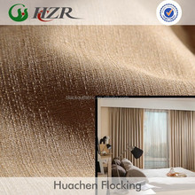 China supplier hotel 100% polyester blackout curtain modern fabric