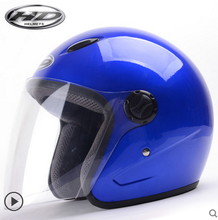HD open face new abs anti-scrach safety motorcycle helmet