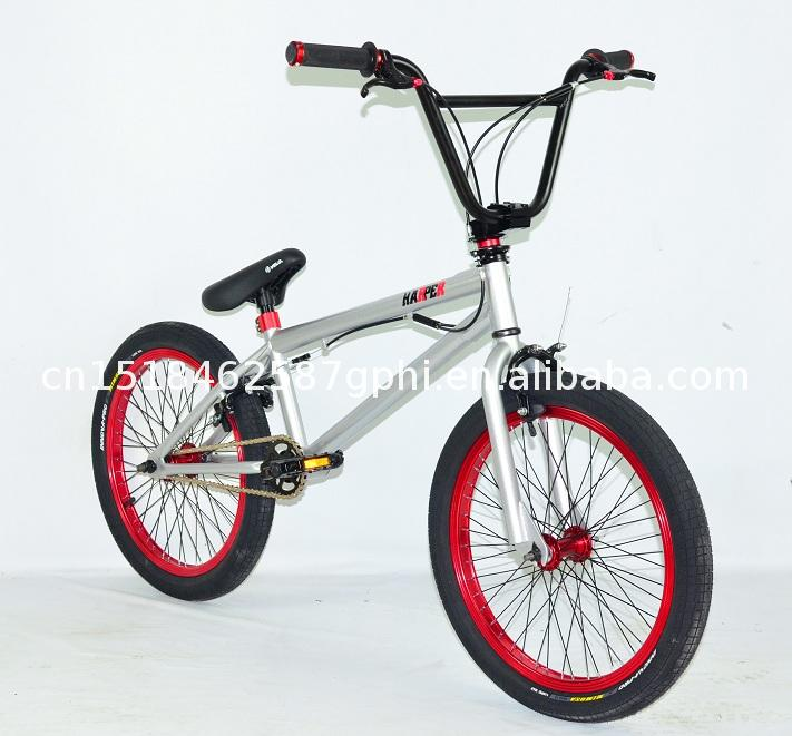 high quality 20 bmx freestyle Flatland bike Direct factory in China