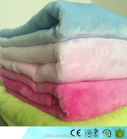 100% polyester wholesale super soft yarn dyed flannel fabric by china factories supplier