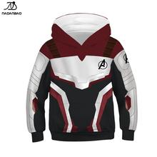 NADANBAO brand 2019 custom 3d printed marvel avengers hero boutique <strong>children's</strong> clothing boy <strong>hoodies</strong> sweatshirt <strong>children</strong> <strong>hoodies</strong>