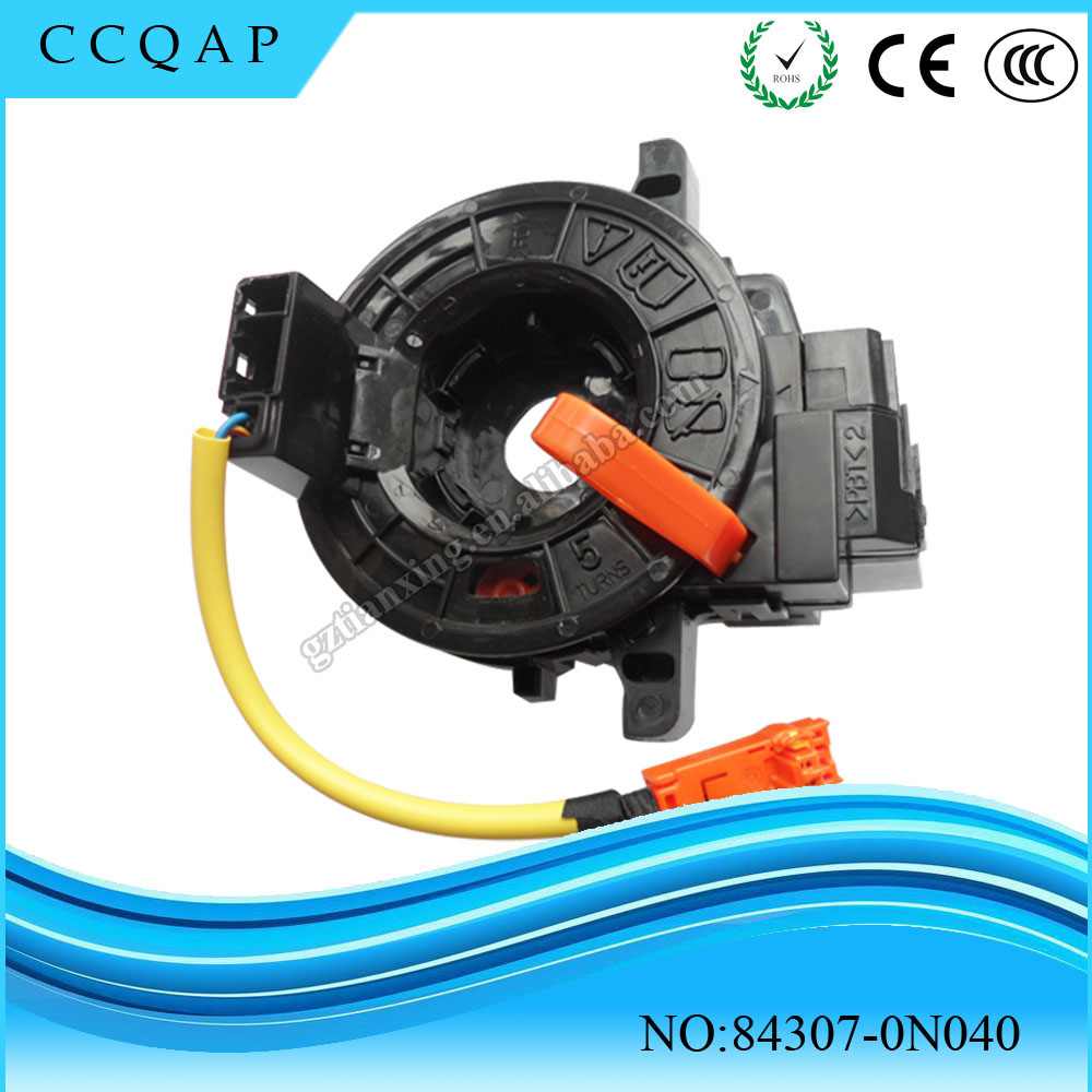 Car electrical auto parts 84307-0N040 airbag clock spring spiral cable sub-assy for toyota