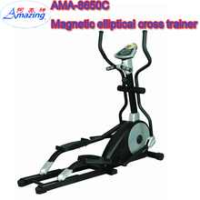 Gym Fitness Equipment Elliptical Trainer Luxurious Commercial Elliptical Exercise Bike Cross Trainer