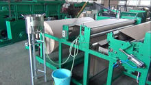 Automatic Parallel Paper Tube Rolling Machine with In Line Tube Slitting
