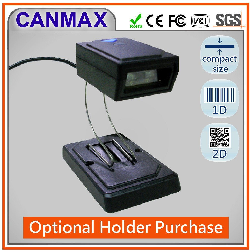 Mobile Payment barocde scanner machine business solution