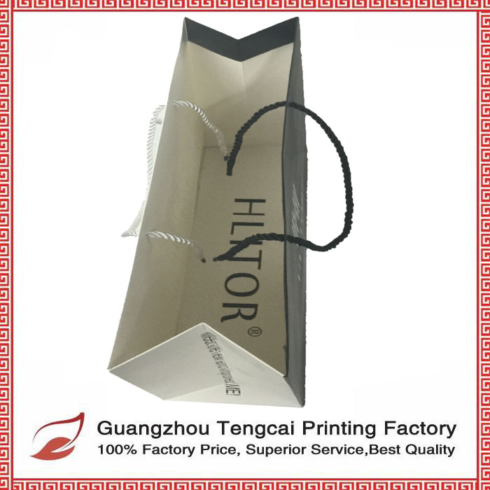 Cheap recyclable custom color /size shopping bag for camera