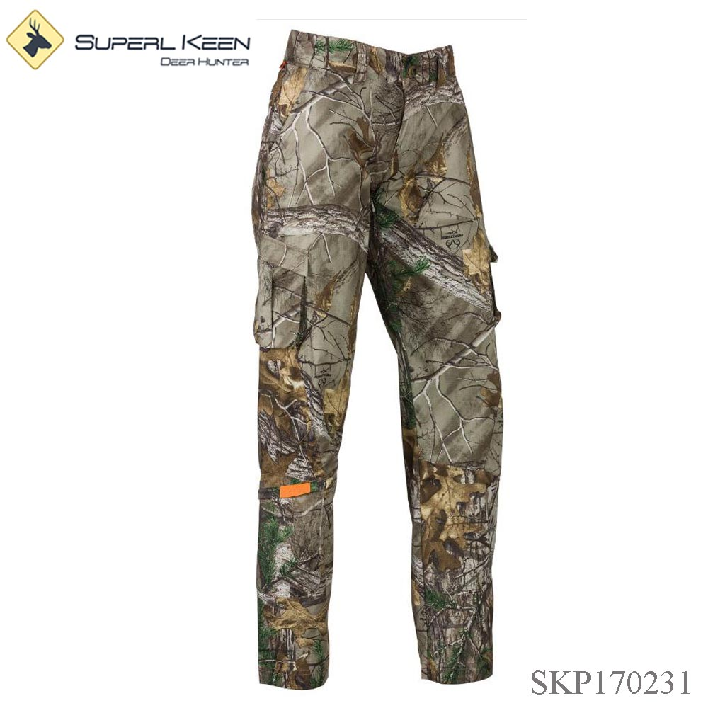 Women's Outdoor Camouflage Durable Comfortable Warm Hunting Pant