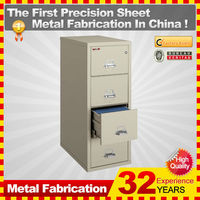 professional fireproof waterproof file cabinet from guangzhou furniture market