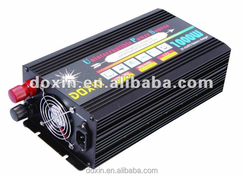 1000w ups modified sine wave inverter with charger 36v 220v,power inverters,mpp inverter,ac/dc