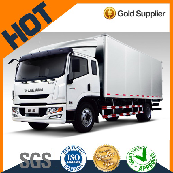 Yuejin brand new small china 4ton 4*2 141hp light truck for sale
