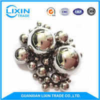 AISI SS304 Large 10mm Stainless Steel Ball with TS16949 Quality Standard