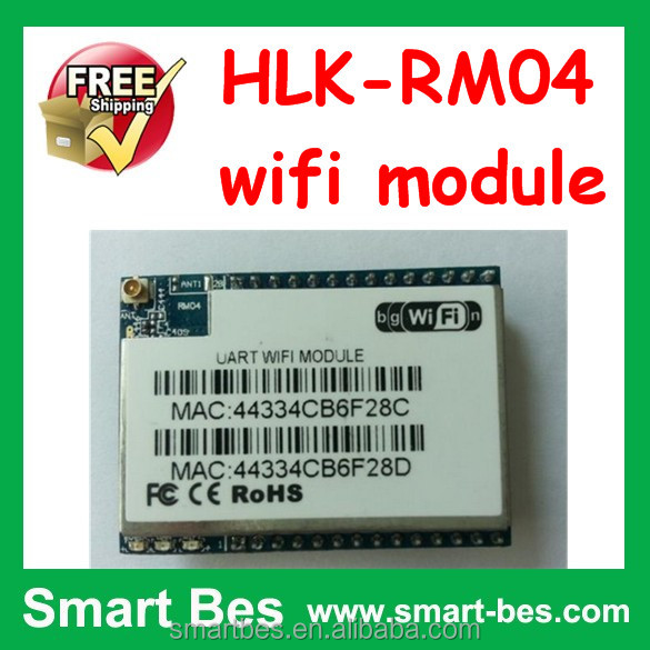 Smart Electronic embedded wifi module wireless router AP module Ethernet serial port turn to wifi RM04 module