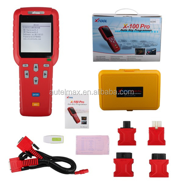 2015 Original Newest Xtool X-100 PRO X100 PRO Auto Key Programmer X100 pro Update on official website