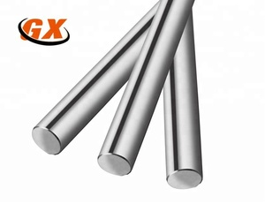 Hydraulic Cylinder Hard Chrome Plated Piston Rod CK45/GCr15 materials