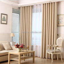 Top quality drapery for hotel room sun shade blackout curtains and draps