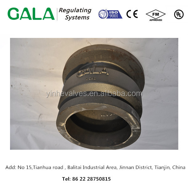 1095 high carbon steel for check valve body
