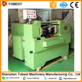 Tobest rebar thread rolling machine thin head bolts making machine