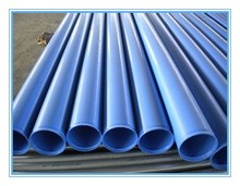 anti-corrosion steel pipe/pe epoxy coated steel pipe