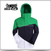 OEM New arrival mens snow jacket, mens hot ski suits 2015,High quality mens ski clothing