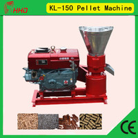 Manual pellet machine for animals used to sale KL-150