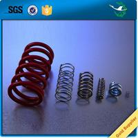 High strength stainless steel coil custom compression electrical switch spring